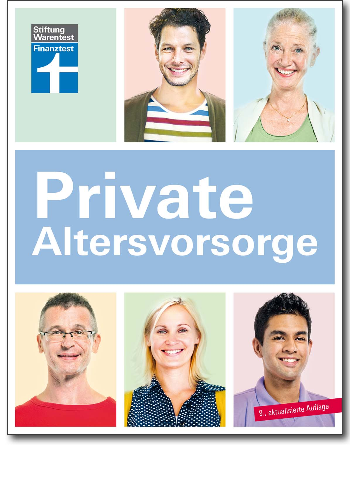 Cover Private Altersvorsorge